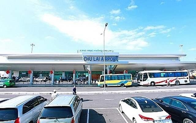 Hội An đi sân bay Chu Lai